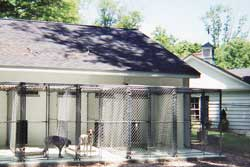 Freiheit Kennel, Chagrin Falls, northeast Ohio,